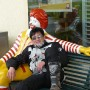 What\'s Mr Ronald doing here