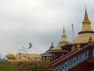 Temple at Ko Yo Island