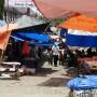 Local market at Tanjung