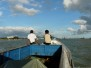 The DIY of a sea crossing on a fishing boat